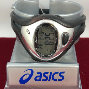 ASICS Digital Running Watch with Box and Inst